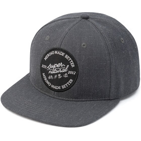 super.natural Signature Cap quiet shade